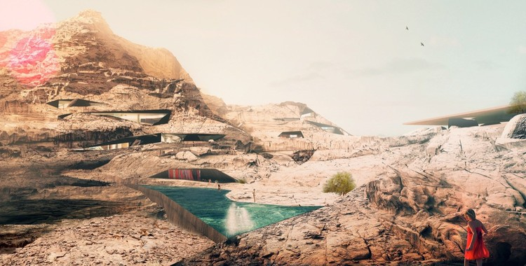 © Wadi Resort / Oppenheim Architecture + Design
