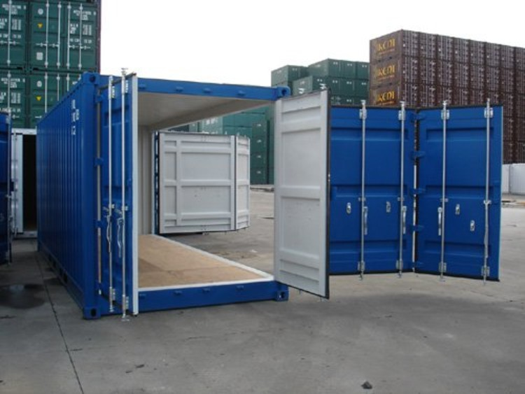 Vía Rainbow Containers