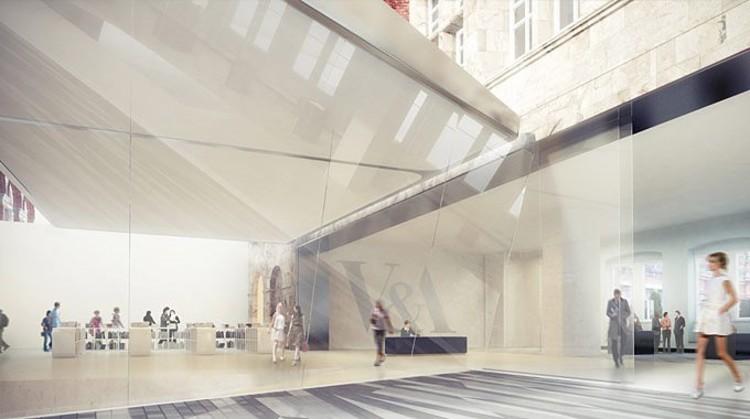© Amanda Levete Architects