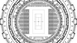 En Construcción: Centro Nacional de Tenis Chino / Atelier 11
