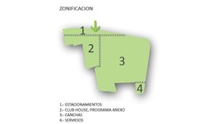 Segundo Lugar Old Grangonian Club / Gerardo Valle P. Arquitectos Asociados + Lambiasi Westenenk Arquitectos