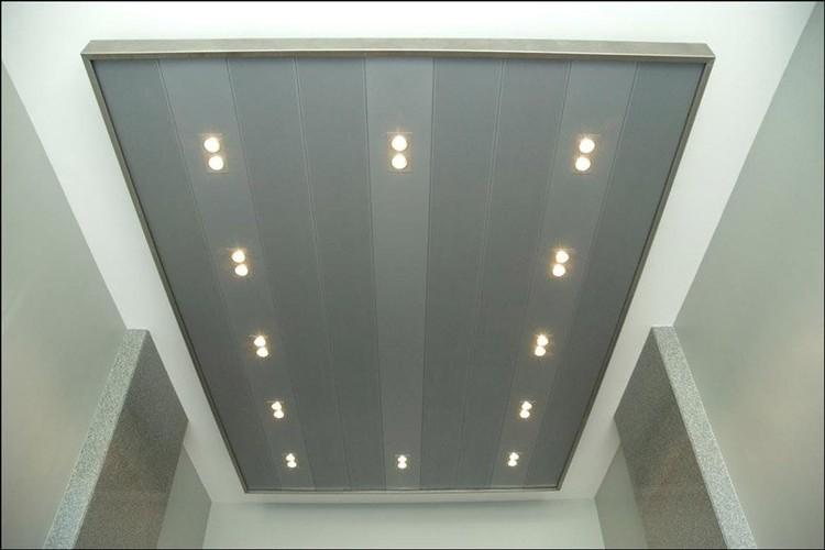 En detalle cielos rasos plataforma arquitectura for Modelos de yeso para techos