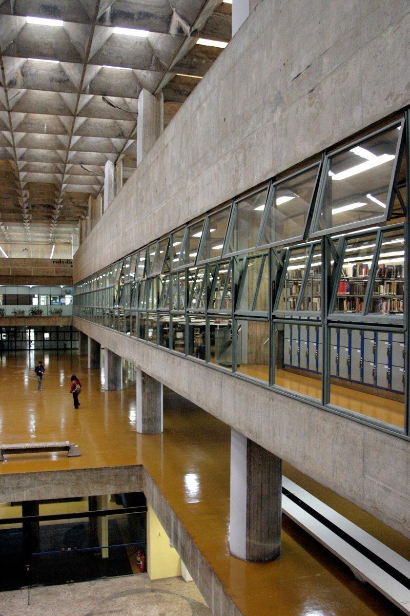 Galer a de cl sicos de arquitectura facultad de for Facultad de arquitectura