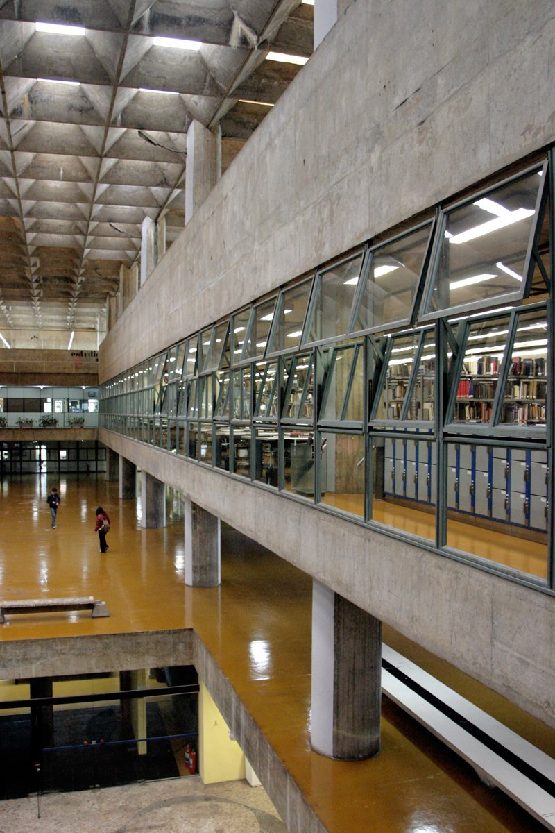 Galer a de cl sicos de arquitectura facultad de for Universidades para arquitectura