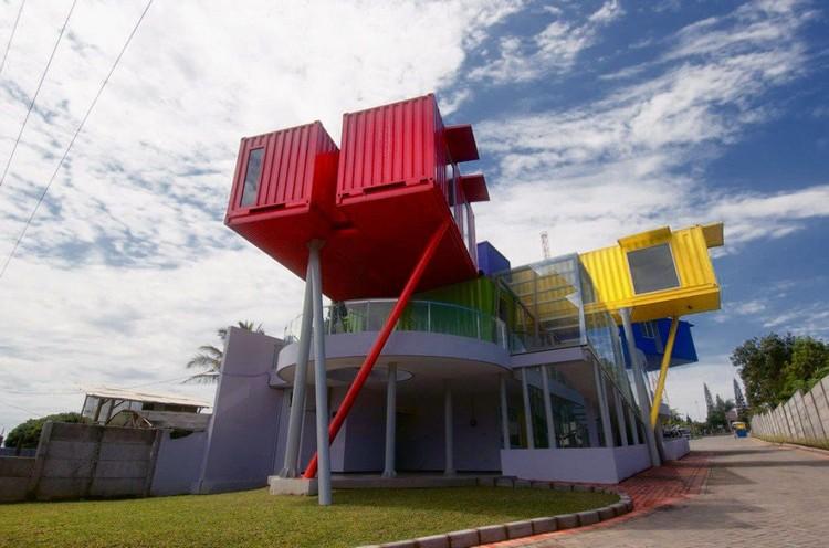 Containers tag plataforma arquitectura - Arquitectura contenedores maritimos ...