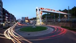 Puente en Esch / Metaform Architects