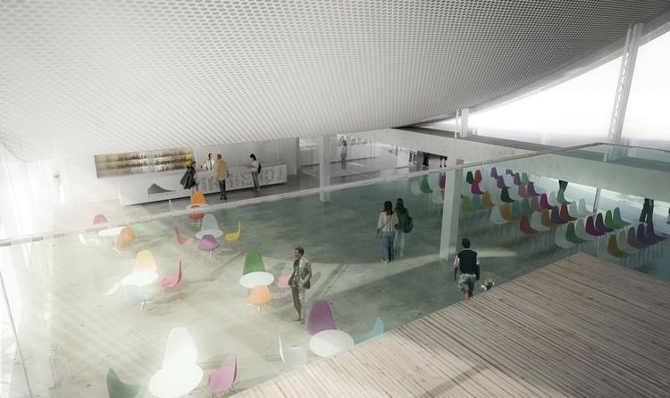 © WE architecture + Sophus Søbye Arkitekter