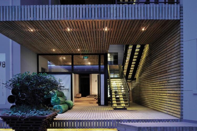 Cortesía de Logon Architecture