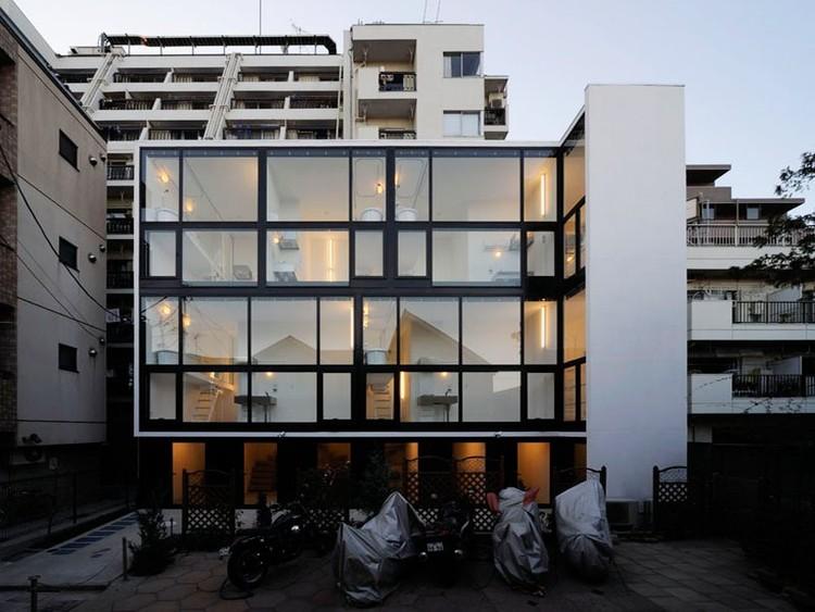 © AAT+Makoto Yokomizo Architects