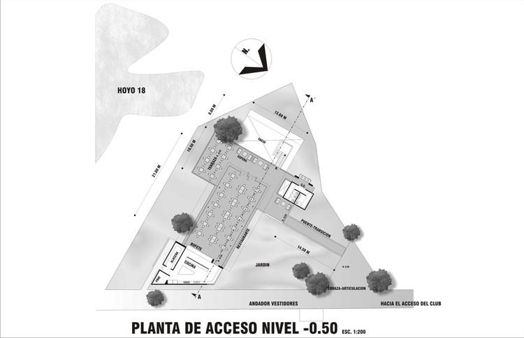 Planta Acceso