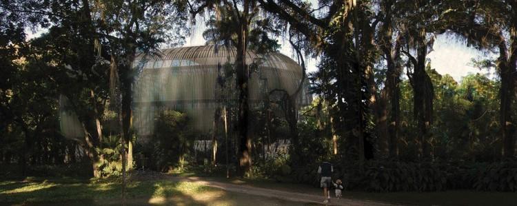 © Museo del Medio Ambiente (Jardín Botánico de Rio de Janeiro)