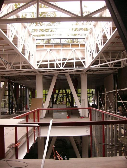 Interior 01 © Rubén Muñoz