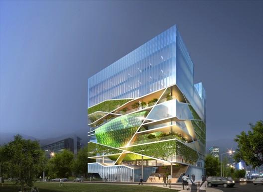 © Unsangdong Architects