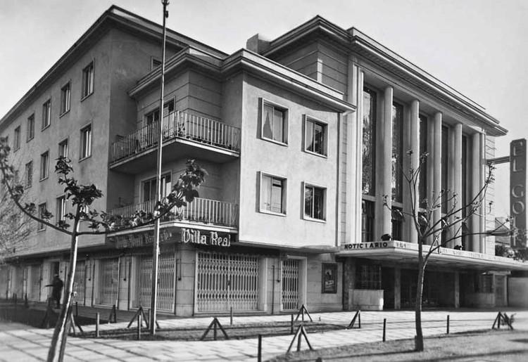 Antiguo Cine El Golf, Las Condes, Santiago de Chile
