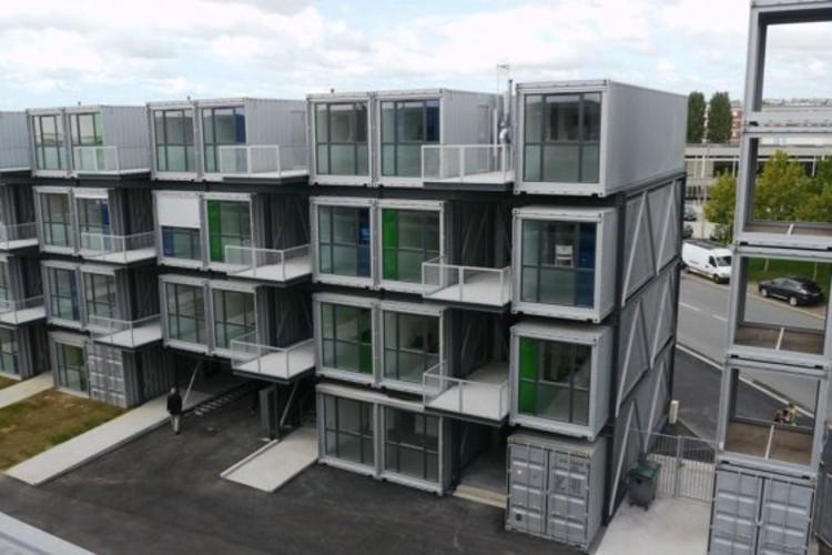 Containers tag plataforma arquitectura - Casa hecha con contenedores ...