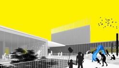 Primer Lugar Concurso Biblioteca del Bicentenario / AFT Arquitectos