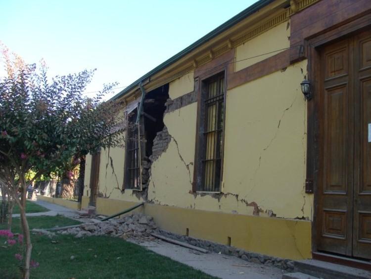 Imágen Terremoto Peralillo