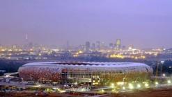 Mundial de Fútbol Sudáfrica 2010: Estadio Soccer City / Boogertman Urban Edge & Partners