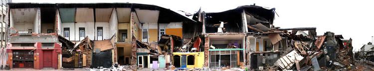 Convocatoria [AS] 037 Terremoto y Ciudad