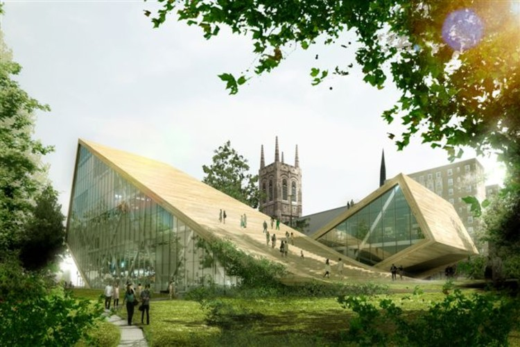 © BIG + Fugère Architectes