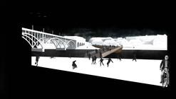 10EPK Puente Peatonal y Ciclovía / Spaceworkers