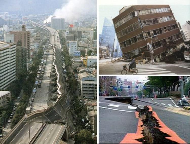 Terremoto Kobe, 1995