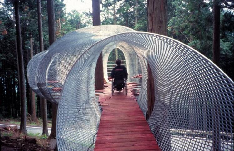 Tree House 2000, arquitectura de Ishiyama para las minorías