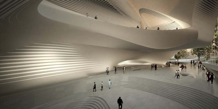 © Zaha Hadid Architects