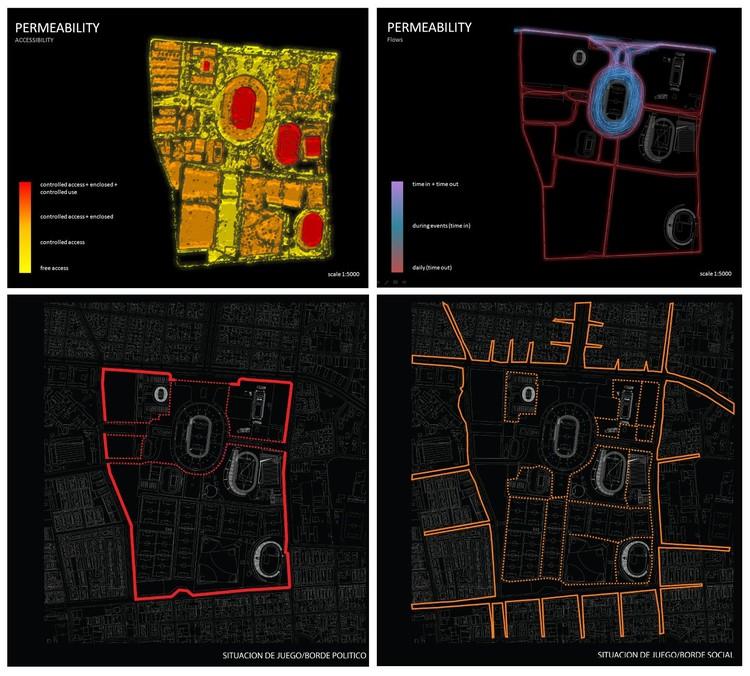 Diagramas de mapping del terreno