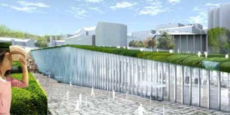 © Dominique Perrault Architecture