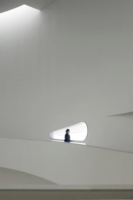 Edificio Fundación Ibere Camargo, Brasil / Alvaro Siza © Duccio Malagamba