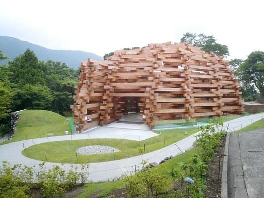 Woods of Net / Tezuka Architects / TIS & PARTNERS, foto por Abel Erazo