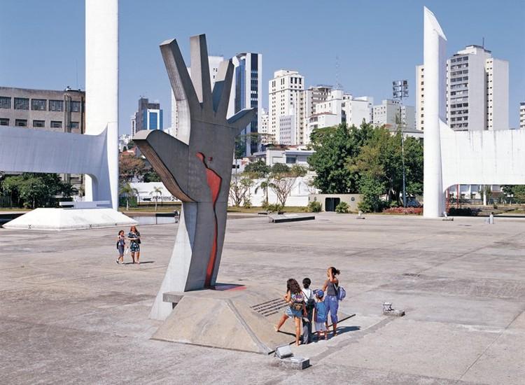 Memorial de America Latina, Oscar Niemeyer, 1987, Sao Paulo © Cristóbal Palma