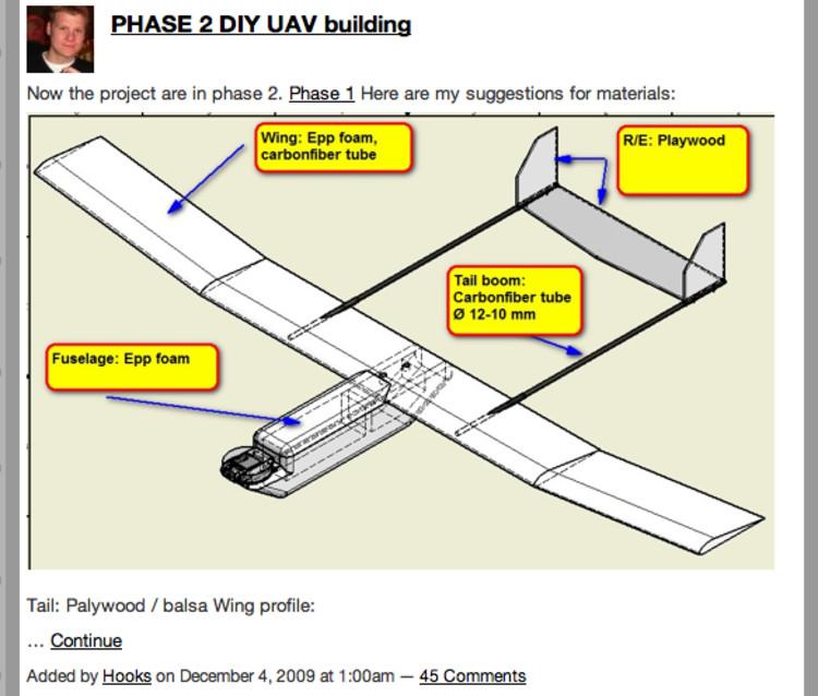 Post en DIY Drones