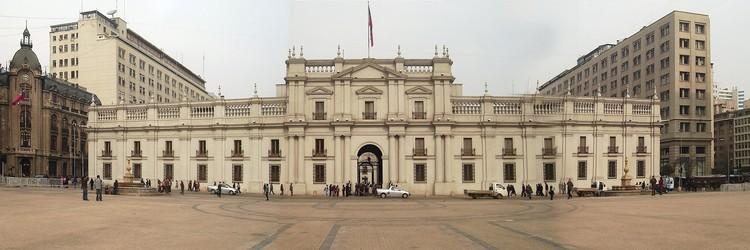 La Moneda, Eje Bulnes