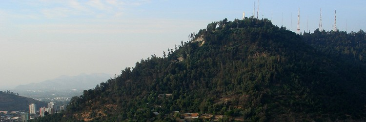 Cerro San Cristobal, Parque Metropolitano