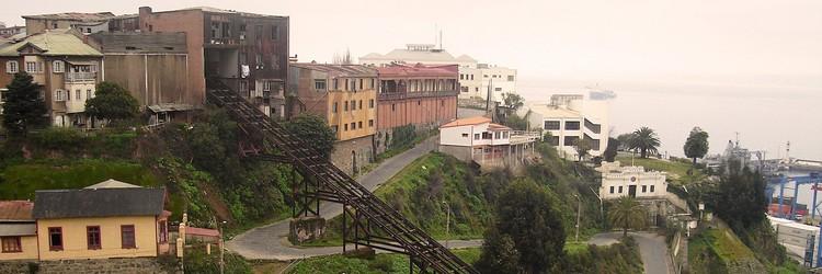 Ascensores de Valparaiso, Sistema integrado de Transporte
