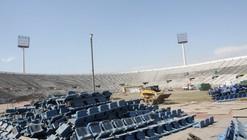 En Construcción: Estadio Nacional