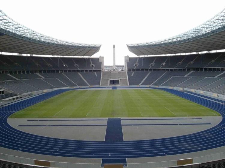 Cubierta Estadio de Berlin