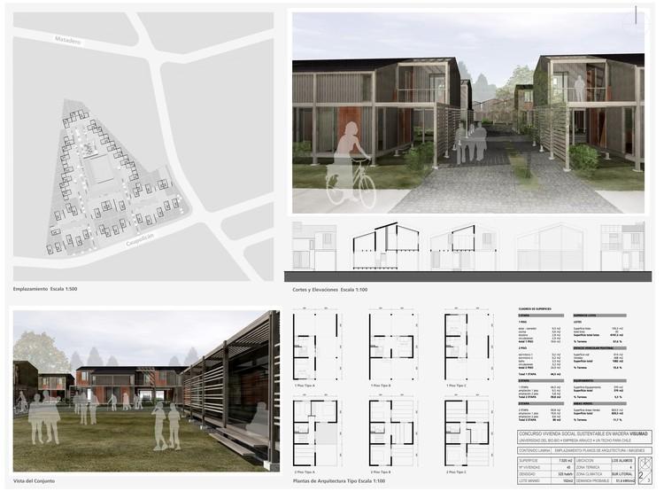 Proyectos ganadores concurso visumad archdaily m xico - Programa diseno vivienda ...