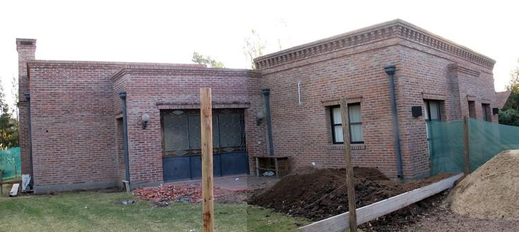casa pre-existente