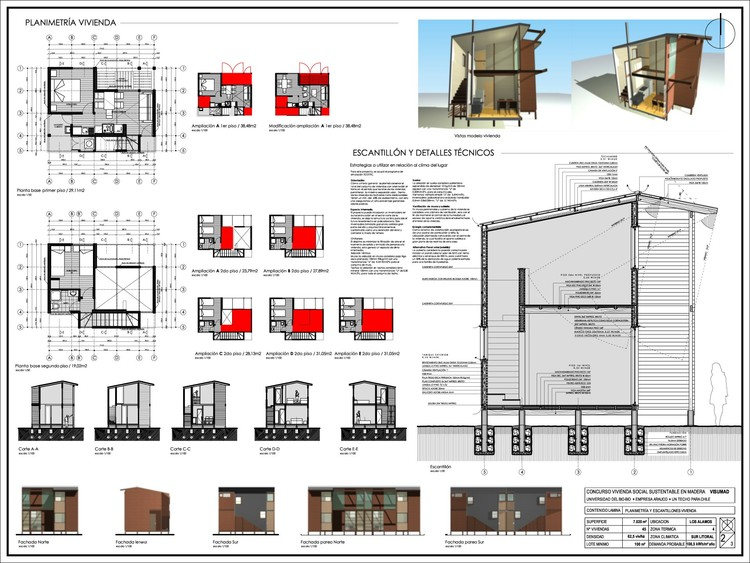 Proyectos ganadores concurso visumad archdaily m xico for Cocina definicion arquitectura