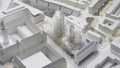 OMA gana concurso para nuevo edificio en Rotterdam