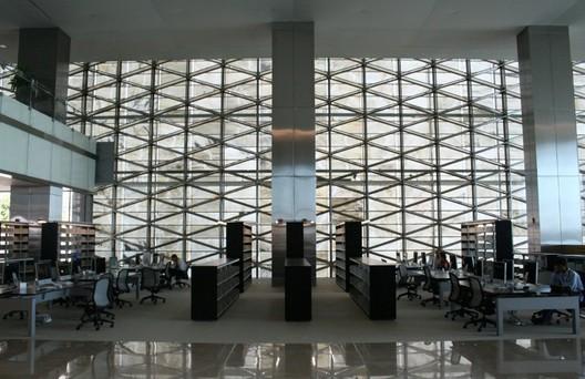 Interior biblioteca