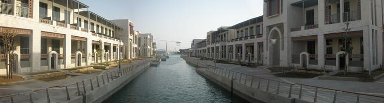 Canales en la ciudad universitaria