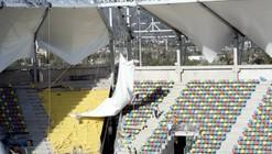 Estadio Bicentenario Municipal de la Florida / Judson & Olivos Arquitectos