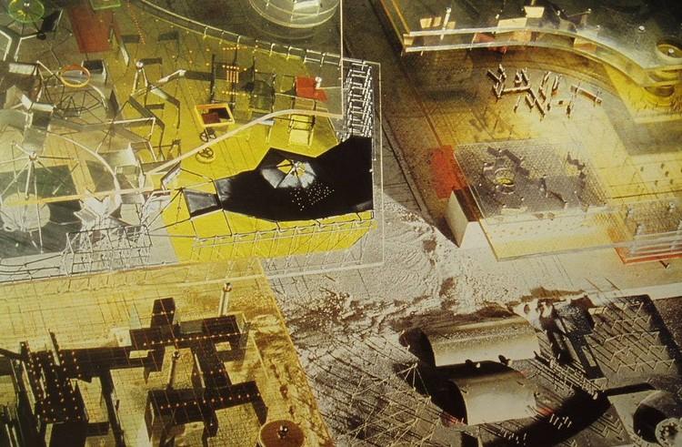 Combinación de sectores, 1971