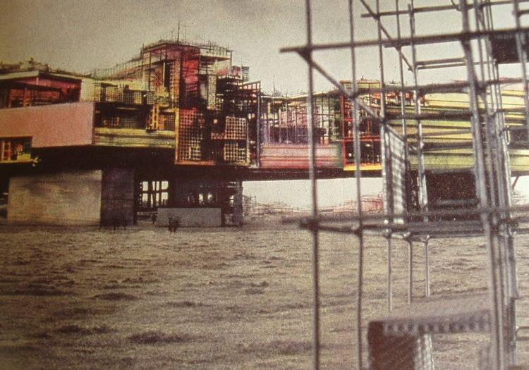 Construcción de sector, 1959