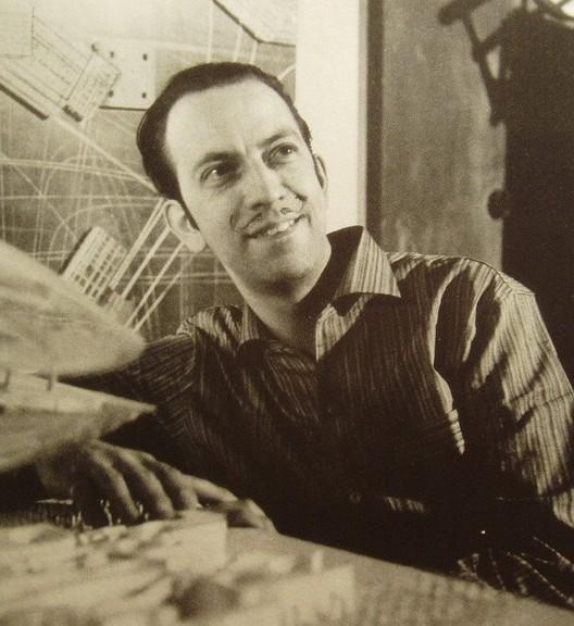 Constant en su estudio, 1961