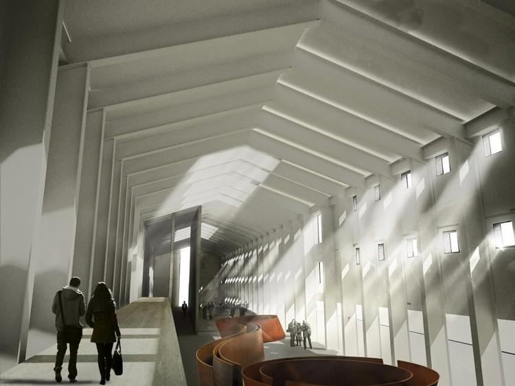 3r lugar - oficina de arquitectura + Paisajes Emergentes